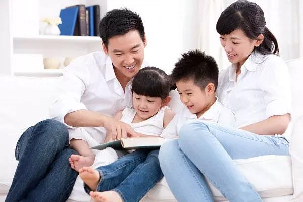Cha mẹ hãy luôn là người bạn đồng hành cùng con trẻ