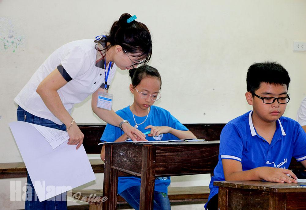 Chuẩn bị tốt công tác tuyển sinh lớp 6 năm học 20202021