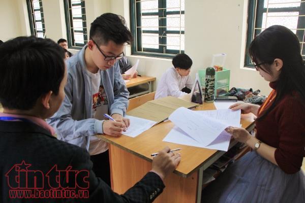 Hôm nay thí sinh bắt đầu đăng ký thi tốt nghiệp THPT và xét tuyển đại học