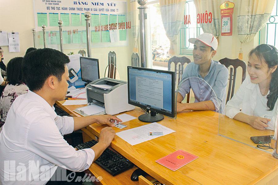 Hướng tới nâng cao chất lượng cải cách thể chế