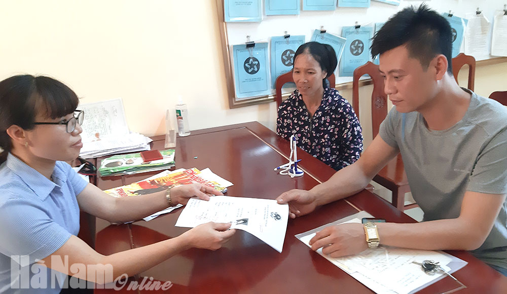 Khả Phong đẩy mạnh phát triển kinh tế nâng cao đời sống nhân dân