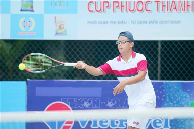 Khai mạc Giải Quần vợt vô địch đồng đội trẻ quốc gia