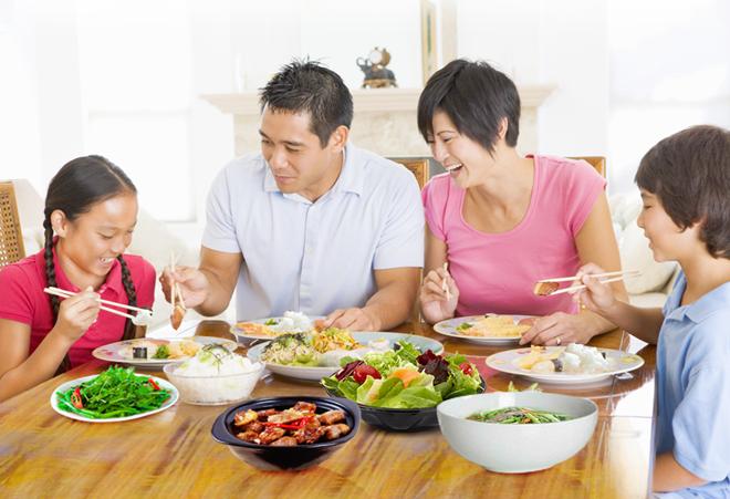 Làm thế nào để có bữa ăn hợp lý và đủ dinh dưỡng