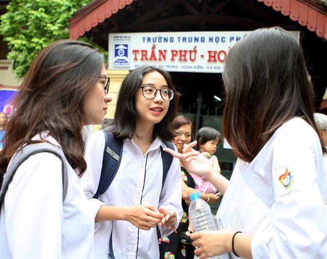Những điều thí sinh cần biết khi vào phòng thi tốt nghiệp THPT 2020