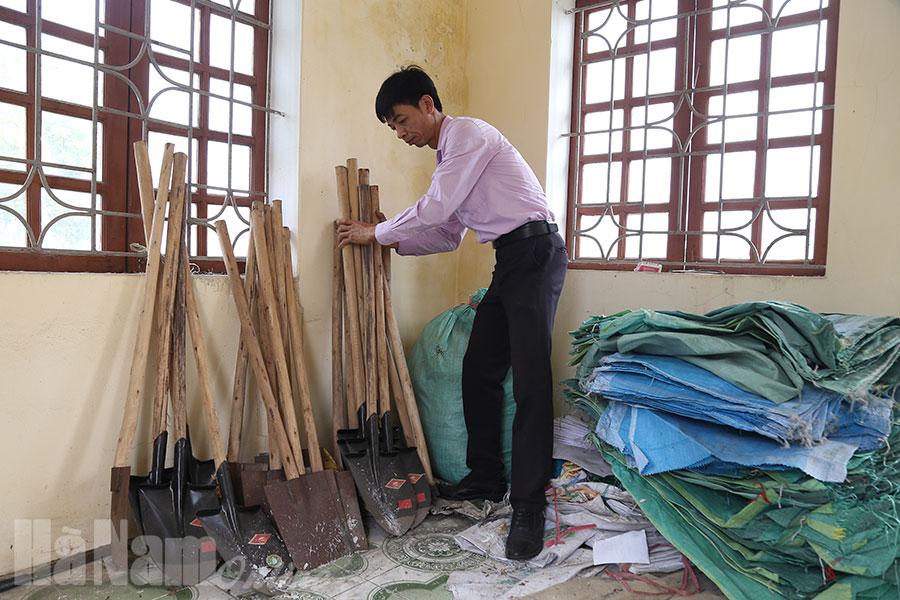 Phường Quang Trung chủ động phòng chống thiên tai