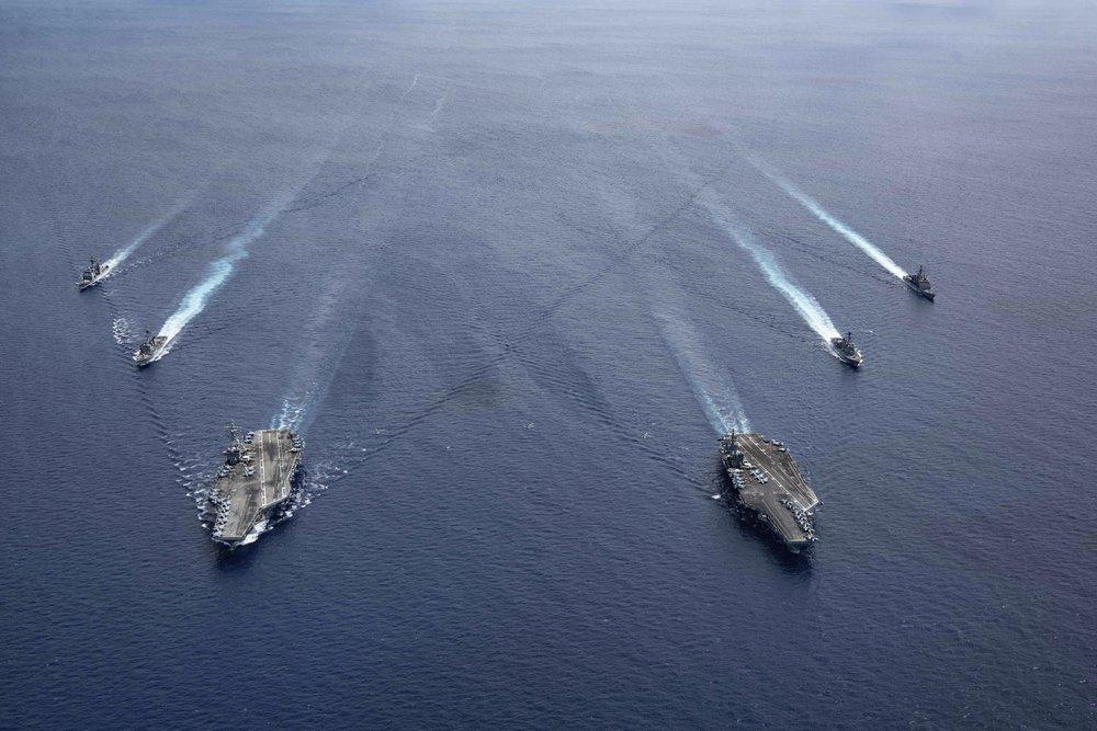 Mỹ bác bỏ gần như mọi tuyên bố chủ quyền của Trung Quốc ở Biển Đông