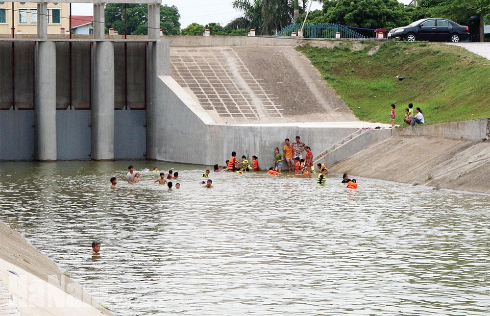 Chủ động phòng ngừa đuối nước trẻ em