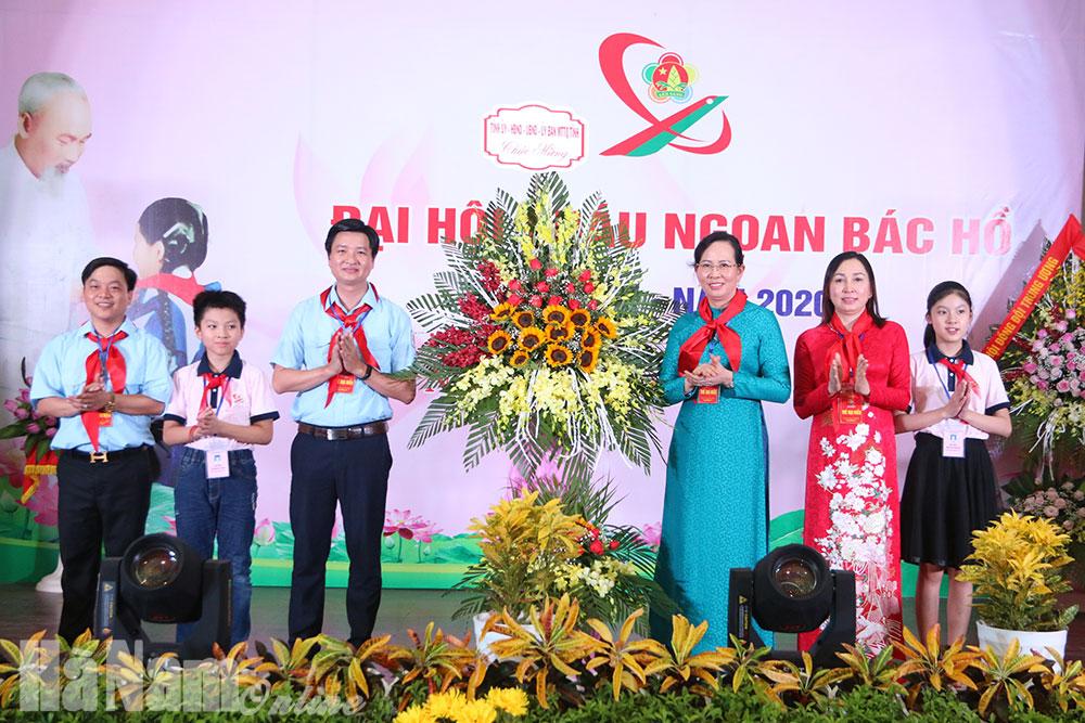 Đại hội cháu ngoan Bác Hồ tỉnh Hà Nam lần thứ X – năm 2020