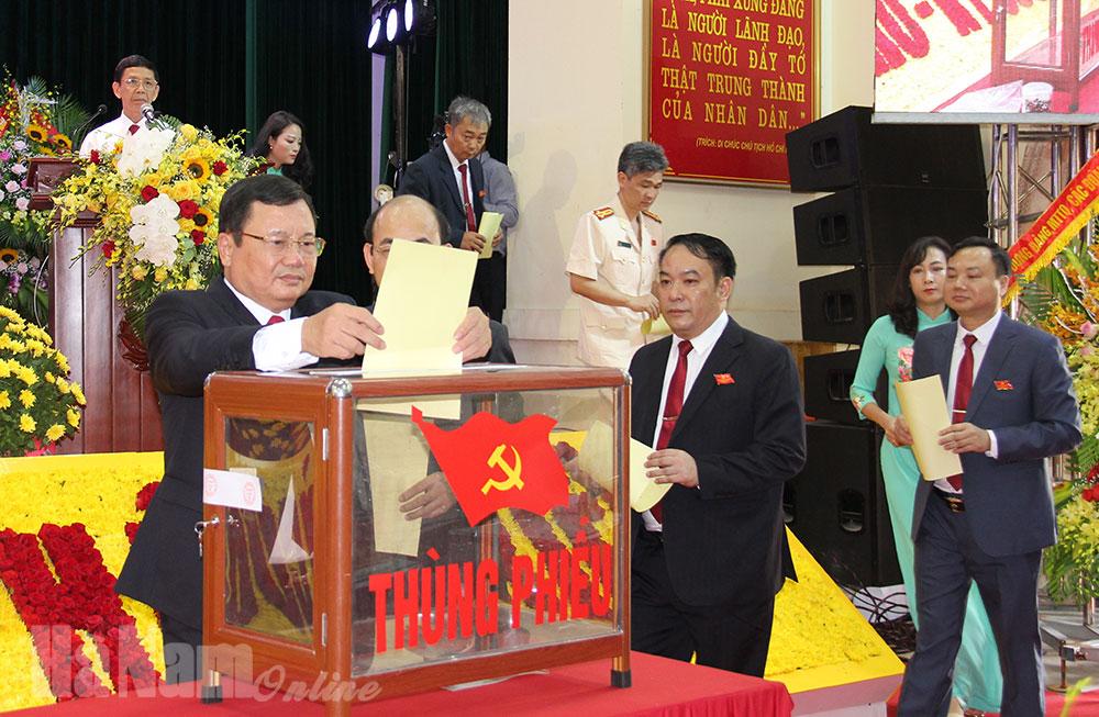 Đại hội đại biểu Đảng bộ huyện Thanh Liêm lần thứ XXX nhiệm kỳ 20202025