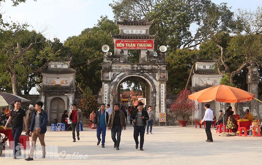 Di tích thời Hùng Vương ở Hà Nam
