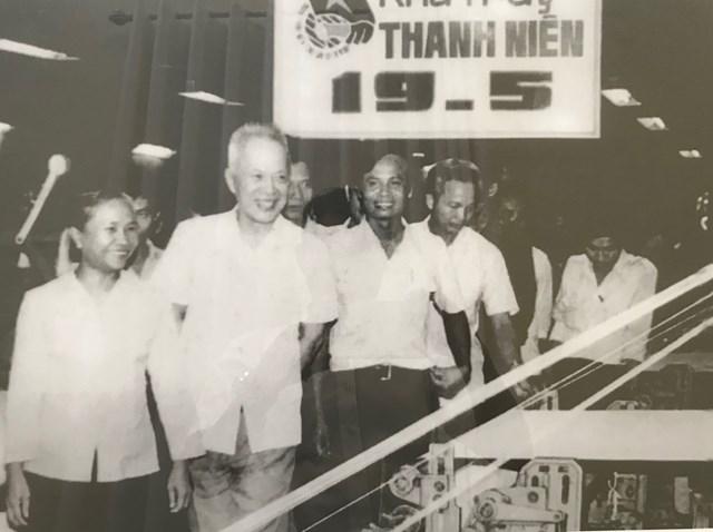 Đồng chí Nguyễn Hữu Thọ  Nhà trí thức yêu nước vĩ đại