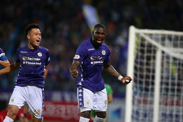 Hà Nội FC thắng may mắn Hải Phòng tạm thoát khỏi cơn khủng hoảng