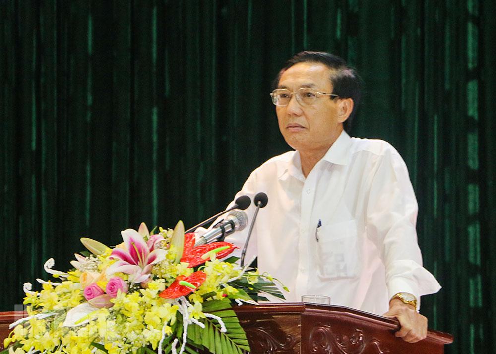 HĐND huyện Thanh Liêm tổ chức kỳ họp thứ XV