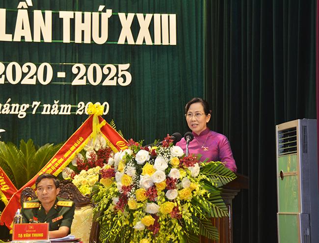 Khai mạc Đại hội đại biểu Đảng bộ thành phố Phủ Lý nhiệm kỳ 2020  2025