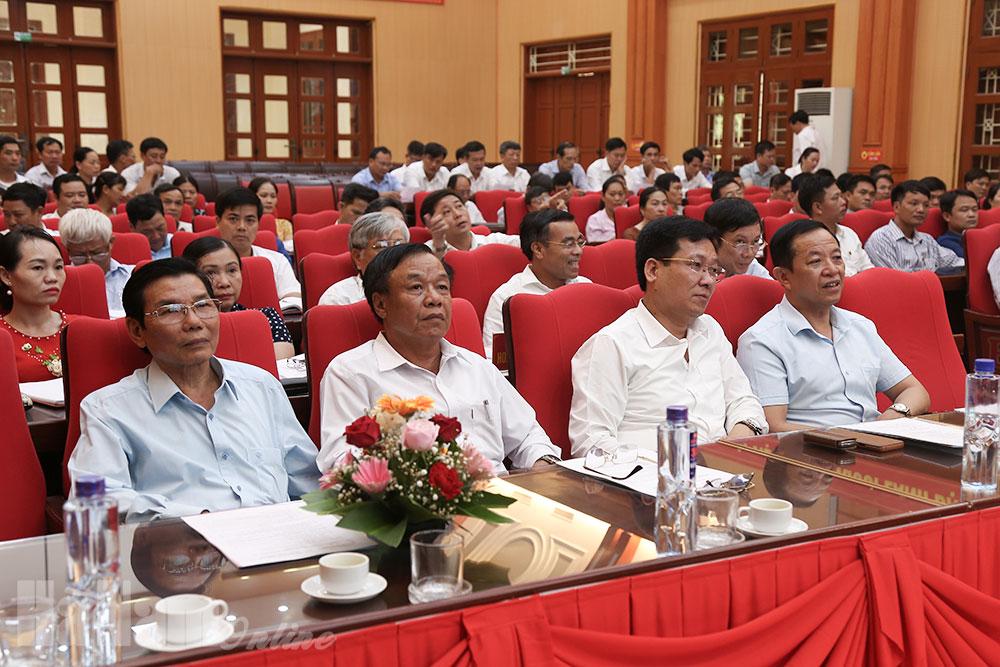 Kỳ họp thứ 10 HĐND huyện Lý Nhân