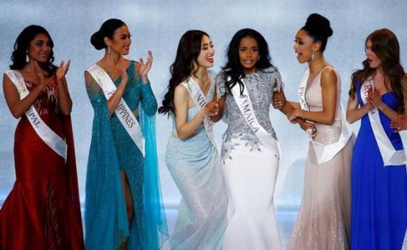 Lần đầu tiên trong lịch sử Miss World bị hủy