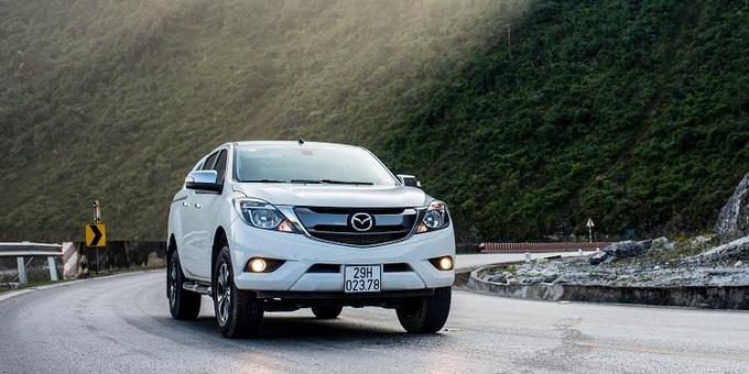 Mazda BT50 giảm giá đến 35 triệu đồng trong tháng 7