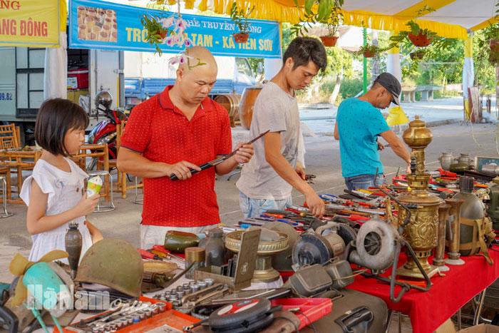 Nhiều lượt du khách đến với Tuần Văn hóa  Du lịch Lảnh Giang năm 2020