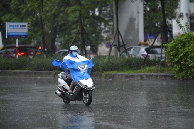 Thời tiết ngày 277 Bắc Bộ có mưa vùng núi trung du Bắc Bộ có mưa to