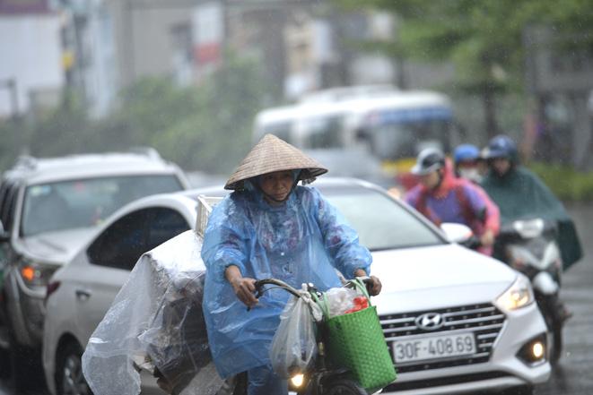 Thời tiết ngày 287 Bắc Bộ mưa vùng núi cao có mưa rất to