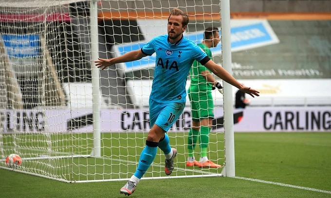 Tottenham thắng nhọc Newcastle