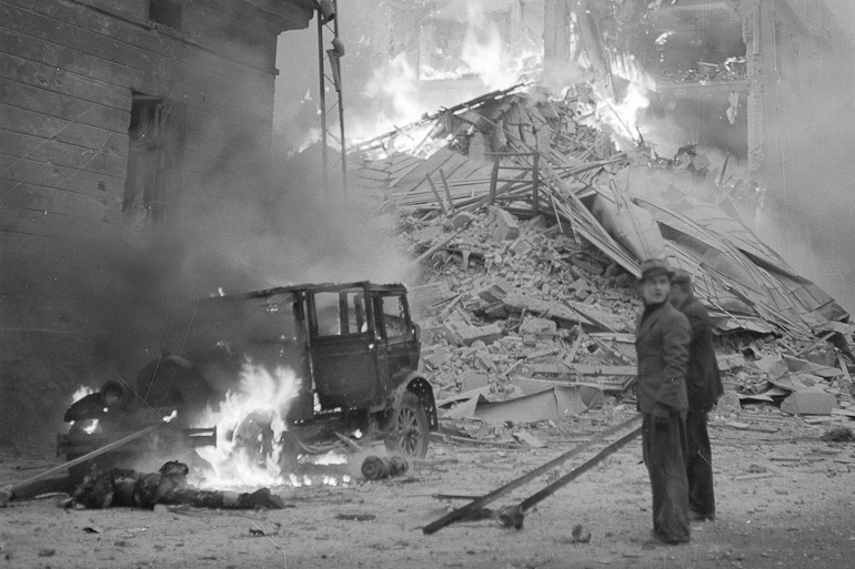 Trận chiến 'xúc xích kỳ lạ giữa Phần Lan  Liên Xô