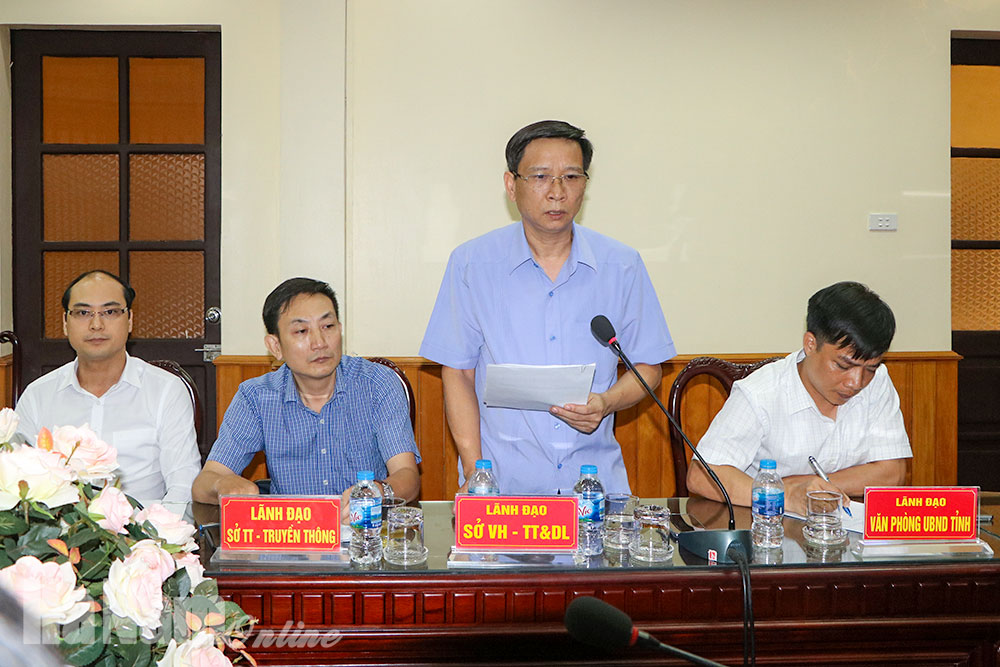 Triển khai công tác tuyên truyền phục vụ kỳ họp thứ 16 HĐND tỉnh khóa XVIII
