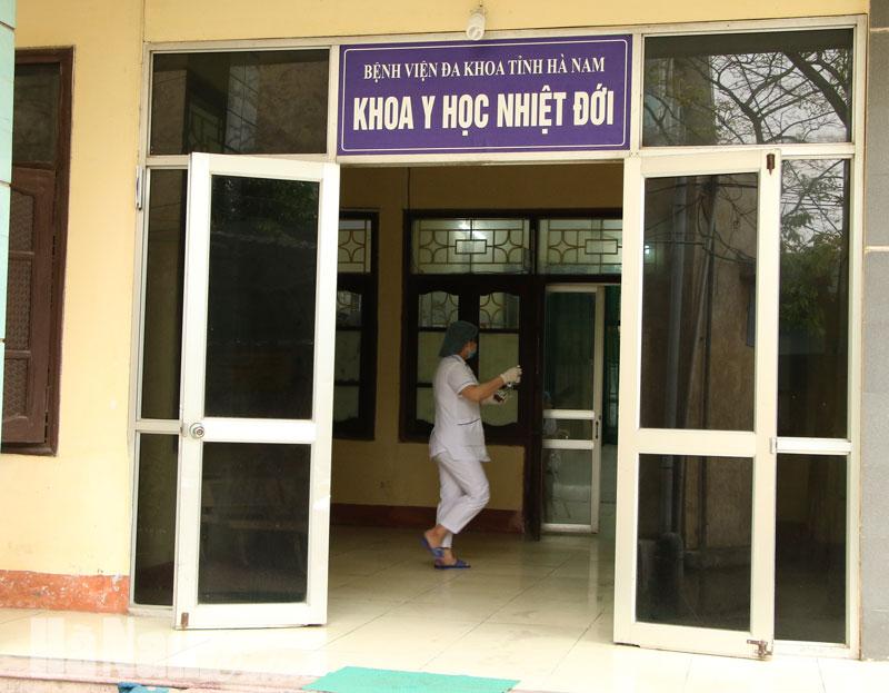 Trường hợp từ Đà Nẵng về nghi nhiễm SARSCoV 2 có kết quả xét nghiệm lần 1 âm tính