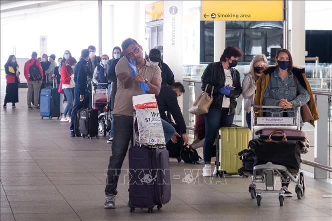 WHO khuyến nghị các nước ưu tiên hoạt động đi lại quốc tế thiết yếu