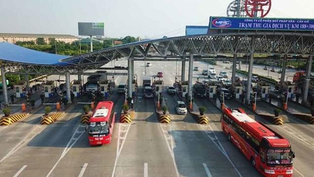 Bộ Tài chính Giảm 1030 phí sử dụng đường bộ