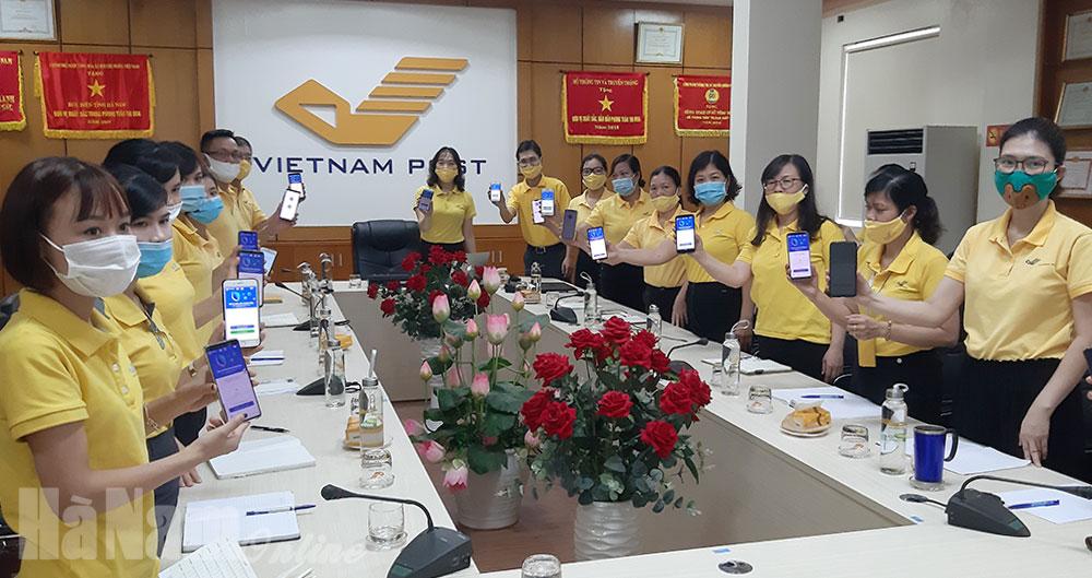 Hà Nam có hơn 36 nghìn số điện thoại đã cài đặt phần mềm Bluezone
