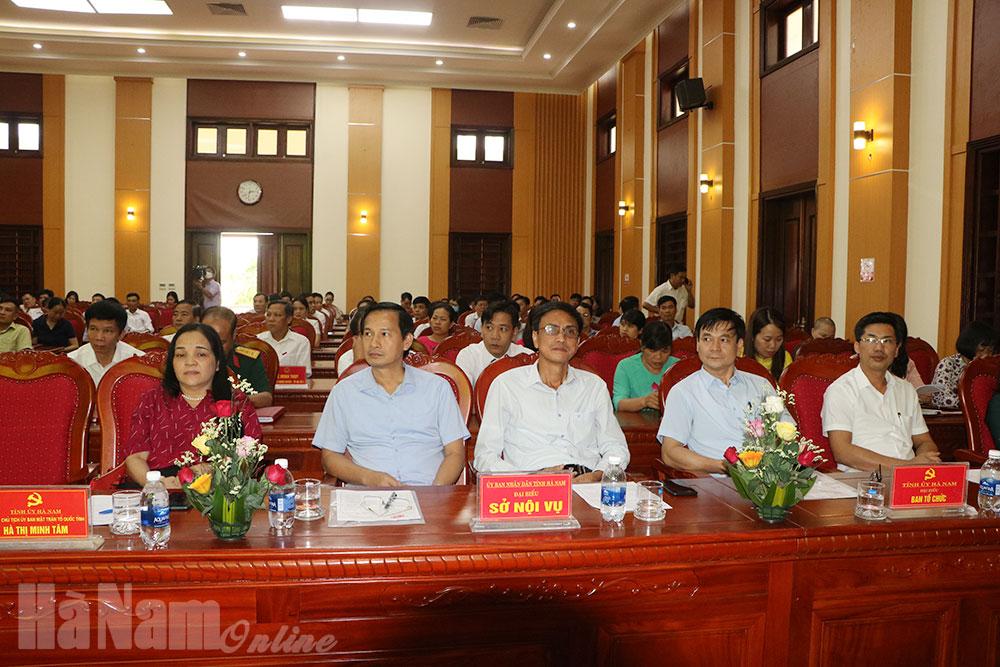 HĐND huyện Kim Bảng tổ chức kỳ họp chuyên đề kiện toàn các chức danh HĐND UBND huyện