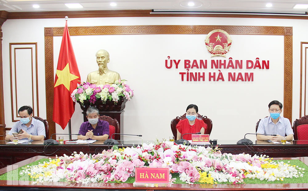"""Hội nghị trực tuyến """"Triển khai Kế hoạch thực hiện Hiệp định Thương mại tự do giữa Việt Nam và Liên minh Châu Âu"""""""