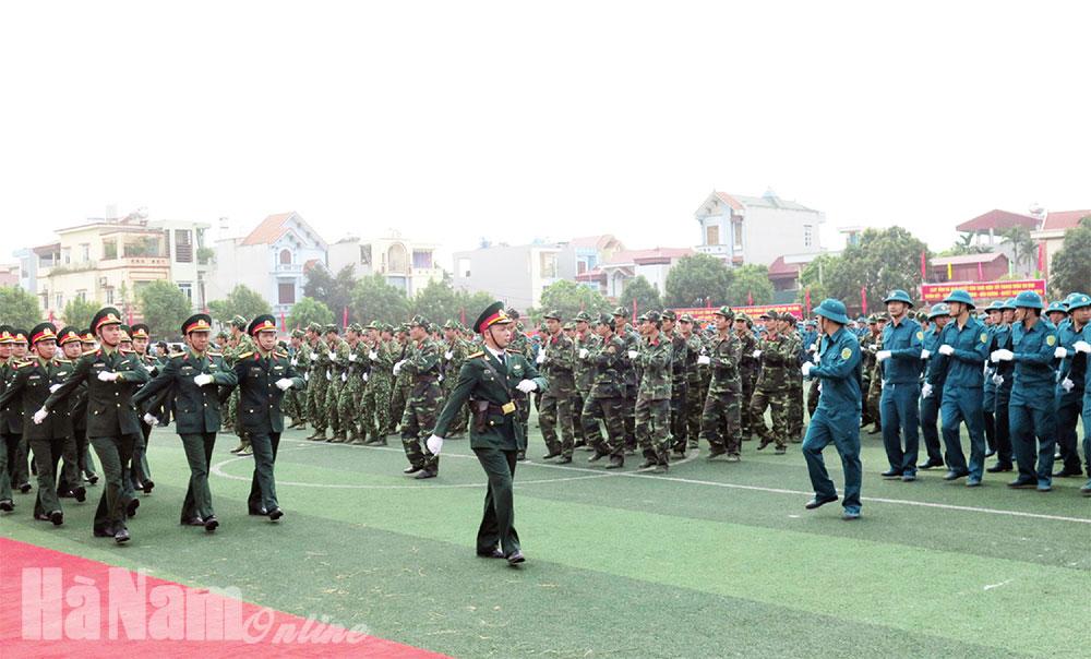 LLVT Hà Nam trong những ngày đầu tham gia bảo vệ chính quyền cách mạng