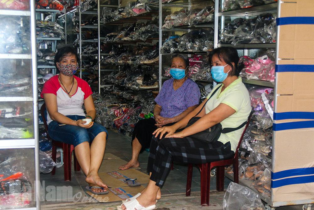 Người dân thực hiện nghiêm túc chỉ đạo của tỉnh sau khi xuất hiện ca bệnh 620