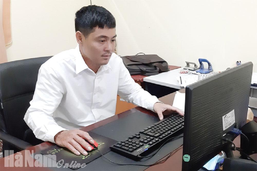 Nguyễn Đỗ Hùng  Lao động giỏi ngành điện