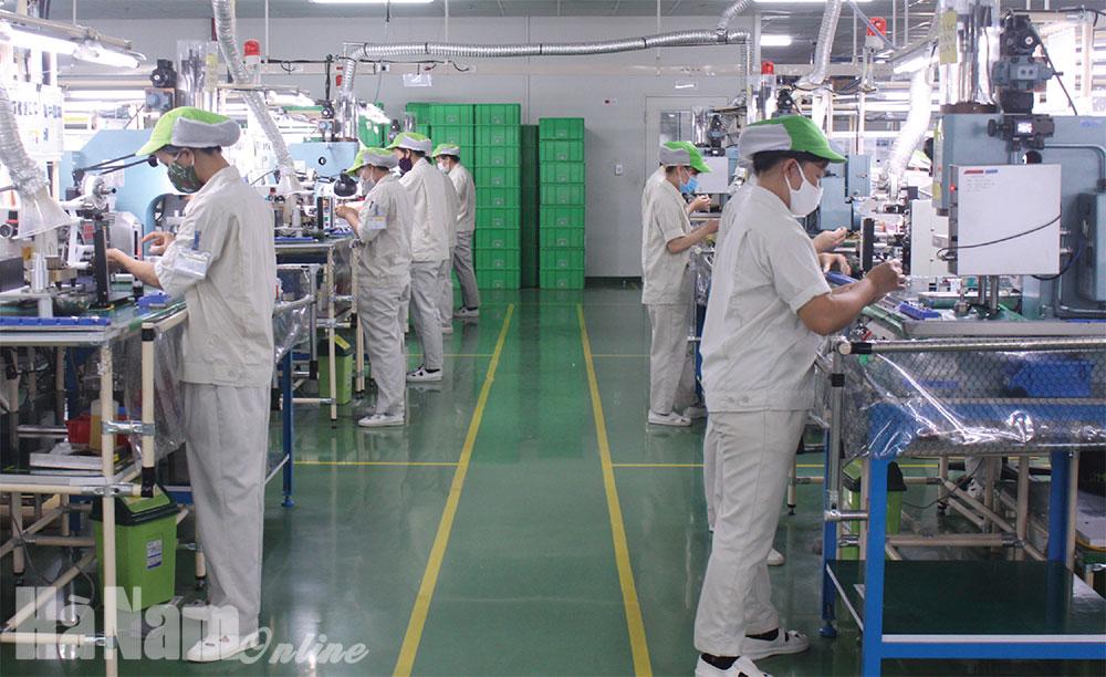 Siết chặt các biện pháp phòng chống dịch bệnh Covid19 tại doanh nghiệp