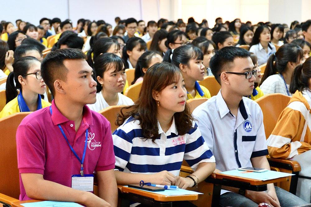 Sinh viên được học vượt rút ngắn thời gian đào tạo