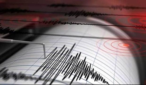 Sơn La Động đất 43 độ tại Mộc Châu độ sâu chấn tiêu 81km
