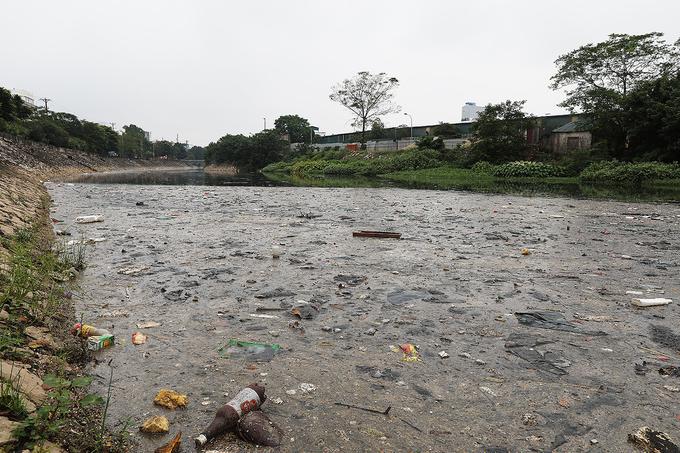Sông Nhuệ  Đáy ô nhiễm nhất miền Bắc