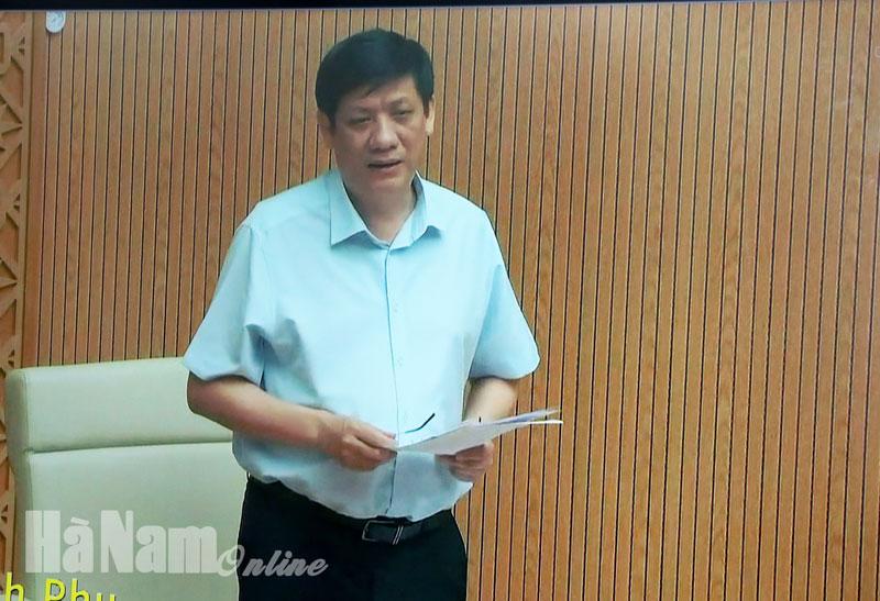 Thủ tướng Nguyễn Xuân Phúc Nhân dân các địa phương nhất là những địa phương có dịch đã hết sức bình tĩnh  trong xử lý tình hình