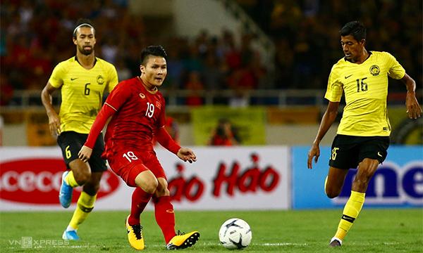 Việt Nam đá tiếp vòng loại World Cup vào tháng 32021