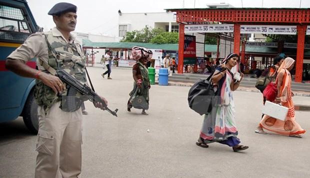 Ấn Độ bắt giữ 9 phần tử AlQaeda có kế hoạch tấn công nhiều cơ sở trọng yếu