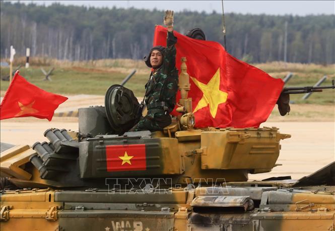 Bế mạc Army Games 2020 Đoàn Việt Nam đạt thành tích xuất sắc
