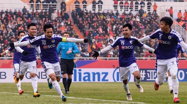 Bóng đá Việt Nam có suất vào thẳng AFC Champions League 2021
