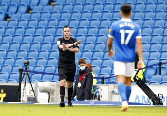 Brighton 23 Man Utd Chiến thắng kịch tính