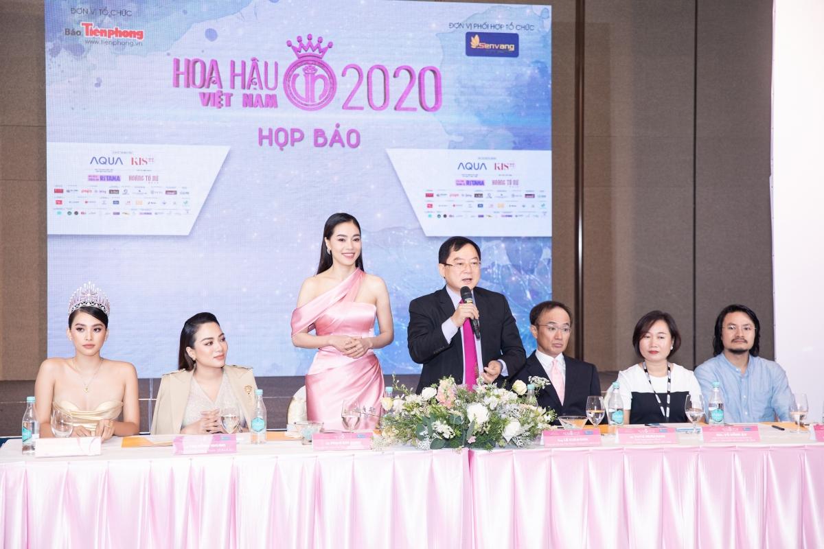 BTC cuộc thi Hoa hậu Việt Nam 2020 thay đổi cấu trúc các vòng thi do dịch Covid19