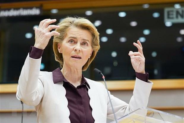 Chủ tịch Ủy ban châu Âu cảnh báo Anh phải tôn trọng thỏa thuận Brexit