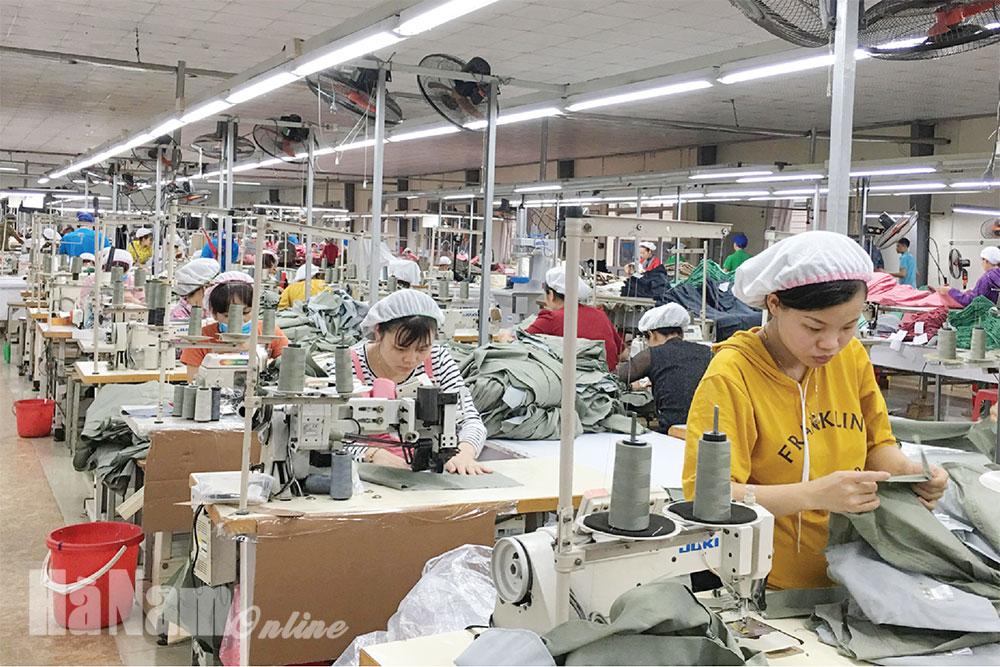 Cơ hội đối với ngành dệt may từ Hiệp định EVFTA