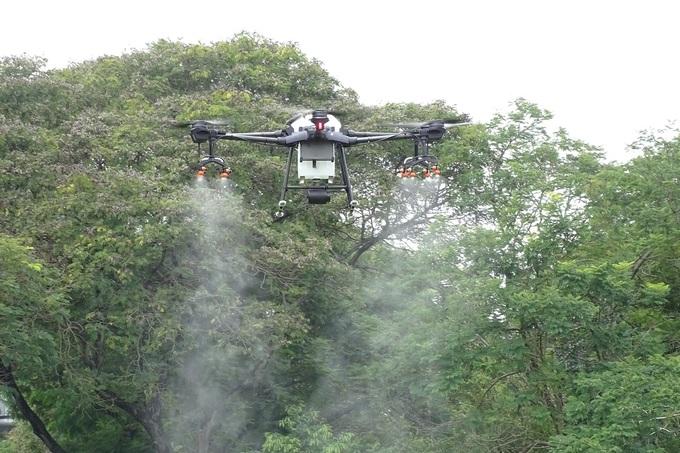 Đại học đầu tiên dạy sử dụng máy bay không người lái